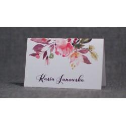 winietki kwiatowe/botaniczne