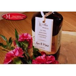 zawieszki na alkohol pudrowy róż