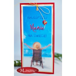 DM1 - KARTKA Z OKAZJI DNIA MATKI