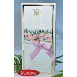 RS9 - KARTKA Z OKAZJI 50 ROCZNICY ŚLUBU