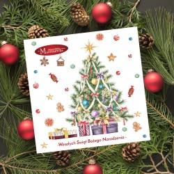 firmowe kartki świąteczne z logotypem