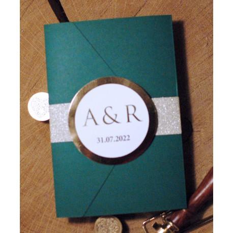 Zaproszenie w folderze - PROMOCJA