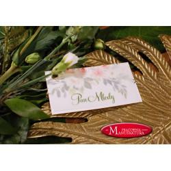 zlocone zaproszenia ślubne z pergaminem