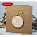 Kartki świąteczne - III ekologiczne